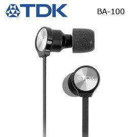 【集雅社】全新出清 TDK BA-100 入耳式 耳機 高質感 平衡電樞 阻抗75歐姆 公司貨  BA100