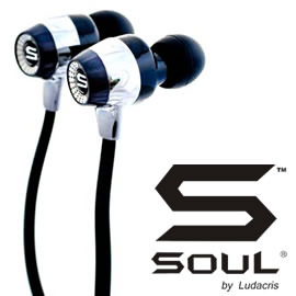 志達電子 SL99 SOUL By Ludacris SL99 耳道式耳機 for iphone ipod 手機麥克風 (鐵灰黑) 門市提供試聽服務