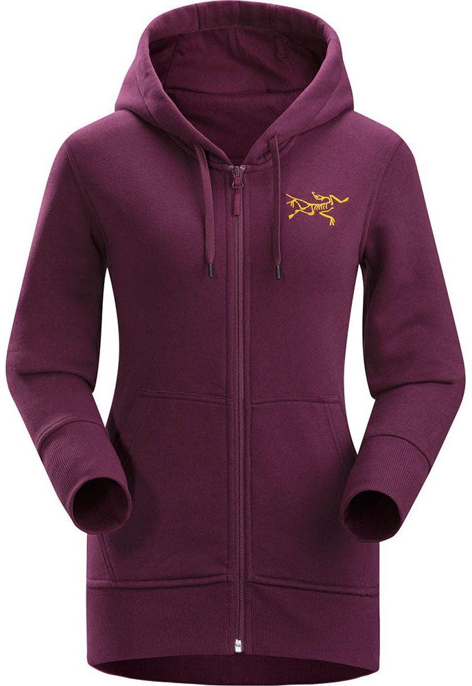 Arcteryx 始祖鳥 連帽外套/保暖外套/滑雪/出國旅遊 Dollarton 16709 女款 錢德拉紫Arc'teryx/台北山水