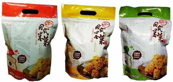 得意丸太郎日式米菓130g 請註明口味   椒鹽米菓/蔥明菓