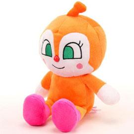 日本帶回 麵包超人 紅精靈 大型絨布玩偶 正版商品