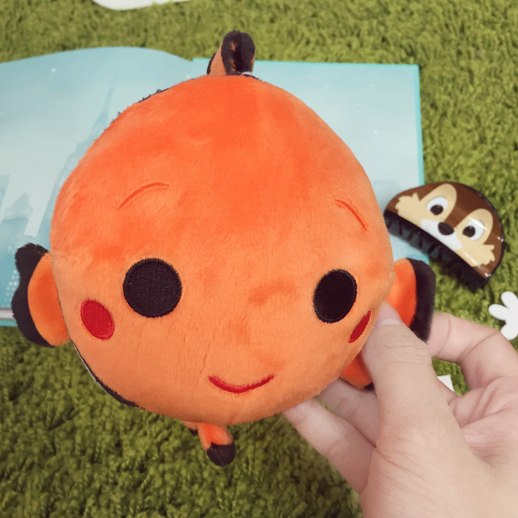 PGS7 (現貨+預購) 日本迪士尼系列商品 - 迪士尼 海底總動員 尼莫 Q版 娃娃 多莉 多莉在哪裡 公仔
