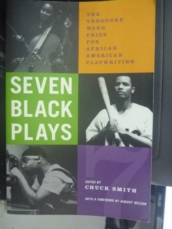 【書寶二手書T5/藝術_QJO】Seven Black Plays: The Theodore