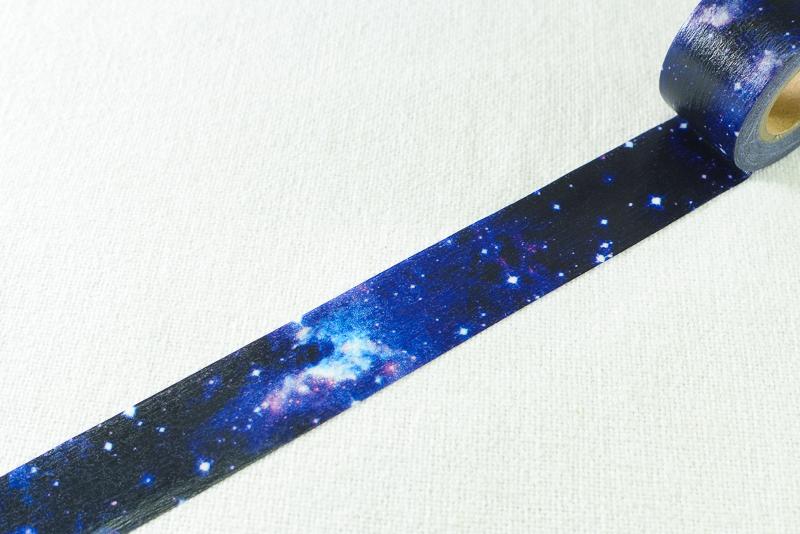 *小徑文化*日本進口和紙膠帶 Mark''s maste系列 - 銀河 ( MST-MKT11-A )