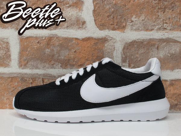 女生 BEETLE NIKE W ROSHE LD-1000 QS 平民版 黑白 復古 慢跑鞋 810382-001