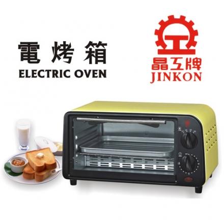 《尾牙買多更優惠》【晶工】9L烤箱 JK-609