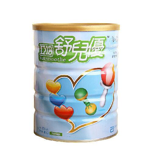 亞培 舒兒優 1號 850g/罐