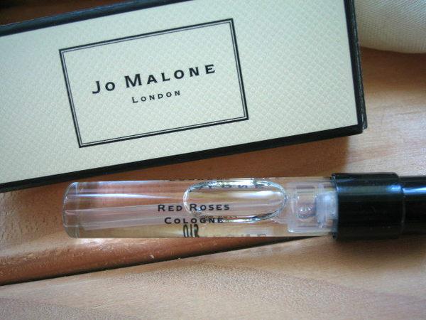 *Realhome*英國名牌 Jo Malone 香水 紅玫瑰 - 限量試管小香水 1.5ml 限量一個