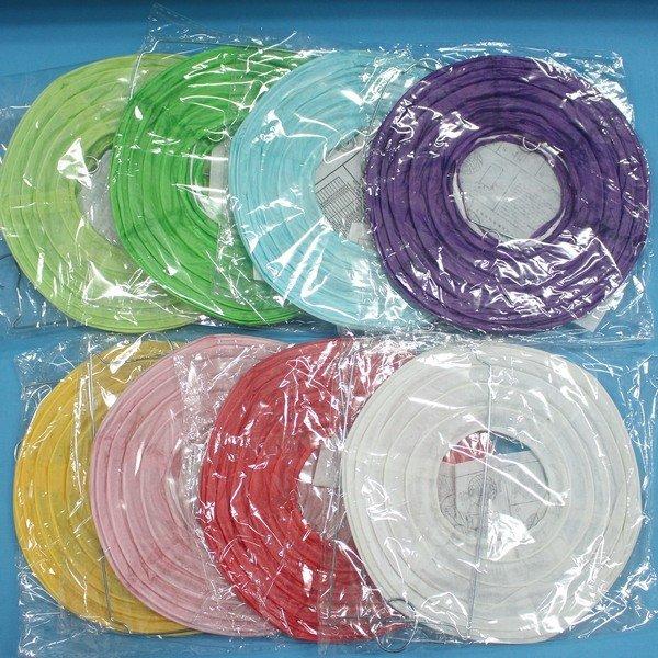 5吋燈籠 空白燈籠 彩繪燈籠 紙燈籠 圓形燈籠粉紅色 DIY燈籠 直徑12.5cm/一個入{定30}