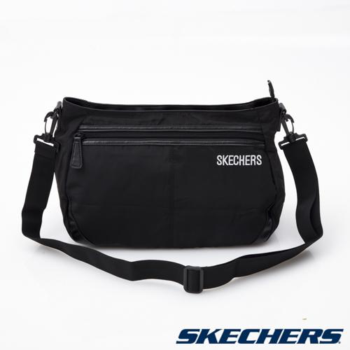 [陽光樂活]SKECHERS 背包系列 CIAO 小側背包  - S18106 黑