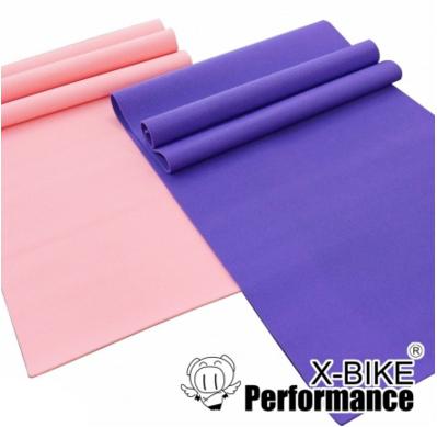 X-BIKE 台灣製-環保無毒-瑜珈墊/仰臥起坐墊