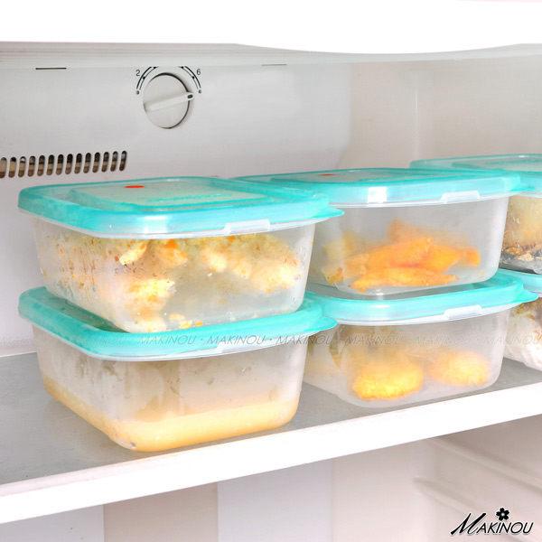 超值3入『日本MAKINOU可微波耐熱保鮮盒3入(附透氣孔)』便當盒 美國FDA 日本JIS認證 牧野丁丁