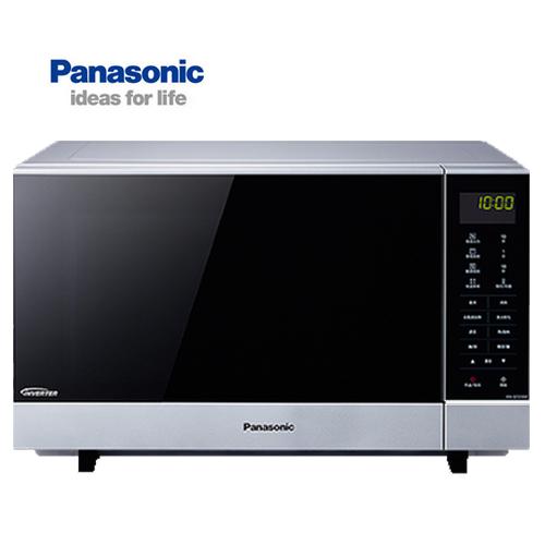 【感恩有禮賞】Panasonic 國際 NN-GF574 27公升光波燒烤變頻微波爐