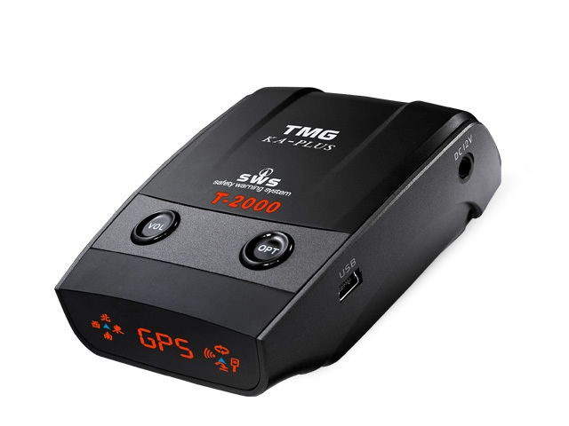 新版『TMG T-2000 KA-PLUS』@送一分三孔擴充座@ t2000 免安裝!VCO雷達