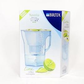 【大墩生活館】德國 BRITA 2.3公升 Navelia若薇亞透視型濾水壺 檸檬款 (內含濾心*1)只賣888