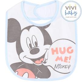 ViViBaby - Disney迪士尼繽紛米奇歡樂中圍兜