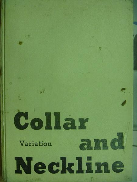 【書寶二手書T4/設計_YGN】Collar and Neckline