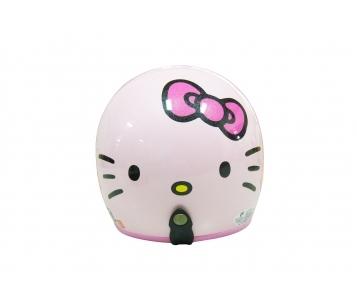 《EVO》智同 CA-309 大臉 Kitty 3/4 半罩式 安全帽 LAUS(訂)