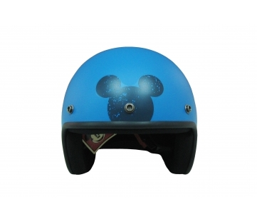《EVO》智同 CA-309 I'M 米奇 3/4 半罩式 安全帽 LAUS(訂)