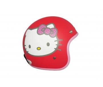 《EVO》智同 CA-309 星星Kitty 3/4 半罩式 安全帽 LAUS(訂)