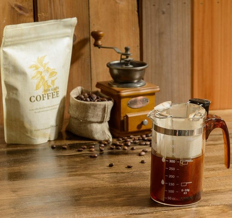 半磅裝原豆咖啡--曼特林-印尼