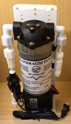 電解水機/生飲淨水器/各式濾水器專用高流量加壓馬達(可解決水壓不足的問題)