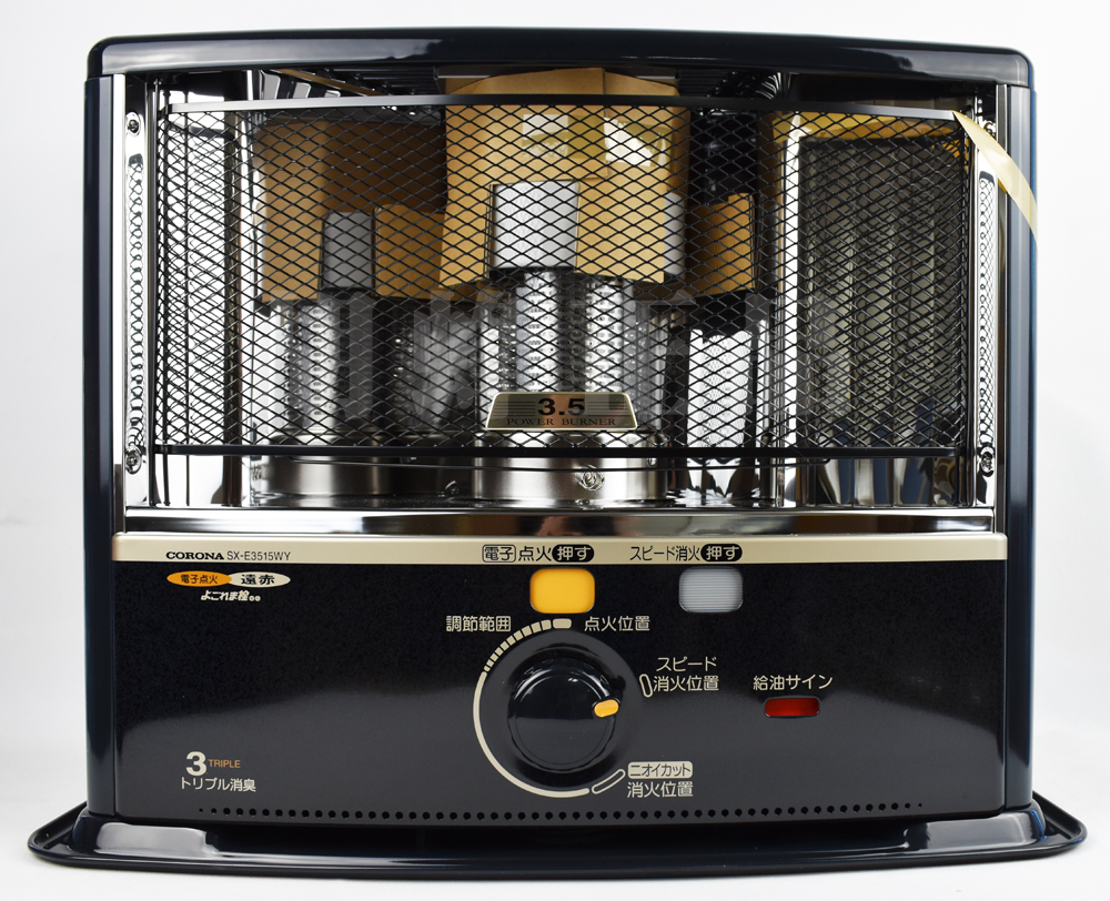 預購 日本 原裝進口 CORONA SX-E3515WY 豪華款 對流型 煤油暖爐 煤油爐 SL-66H SL-6616