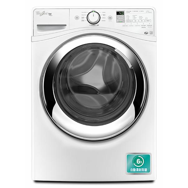 Whirlpool 惠而浦 WFW87HEDW 白洗衣機美製 15kg