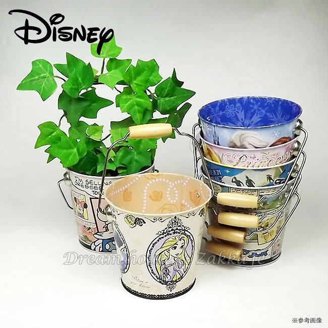 日本原裝進口 DISNEY 迪士尼 水桶造型 置物盒/鐵筒/筆筒/萬用置物桶 《 4款任選 》★ 也可當花器喔 ★ 夢想家精品家飾