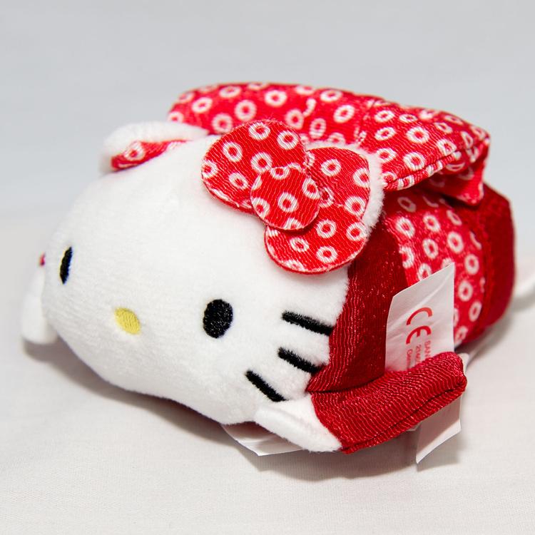 Hello Kitty 日式和服小布偶 日本まめぷち吉祥物