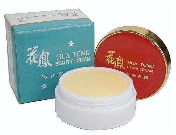 老牌 HUA FENG花鳳 淑女珍珠霜 淑女真珠霜 12g