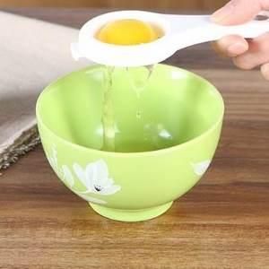 美麗大街【BF535E11E823】蛋黃蛋清分離器 雞蛋液過濾器隔蛋器分蛋器