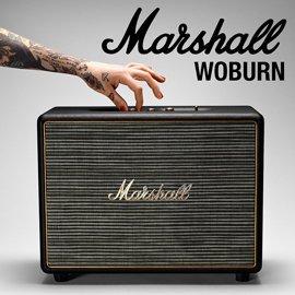 Marshall Woburn 經典 藍牙 喇叭 黑白 兩色