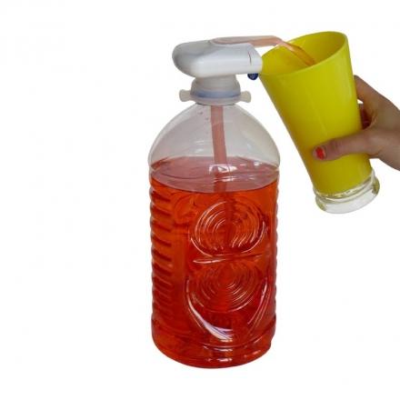露營野餐 - 自動飲水吸管 【Casa Mia】