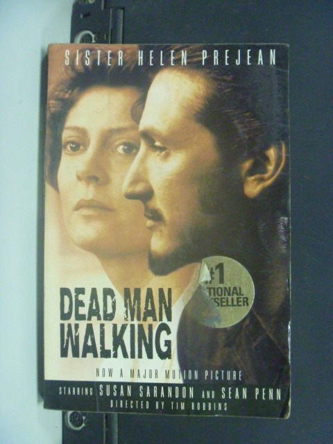 【書寶二手書T6/原文小說_IJT】Dead Man Walking_Helen Prejean