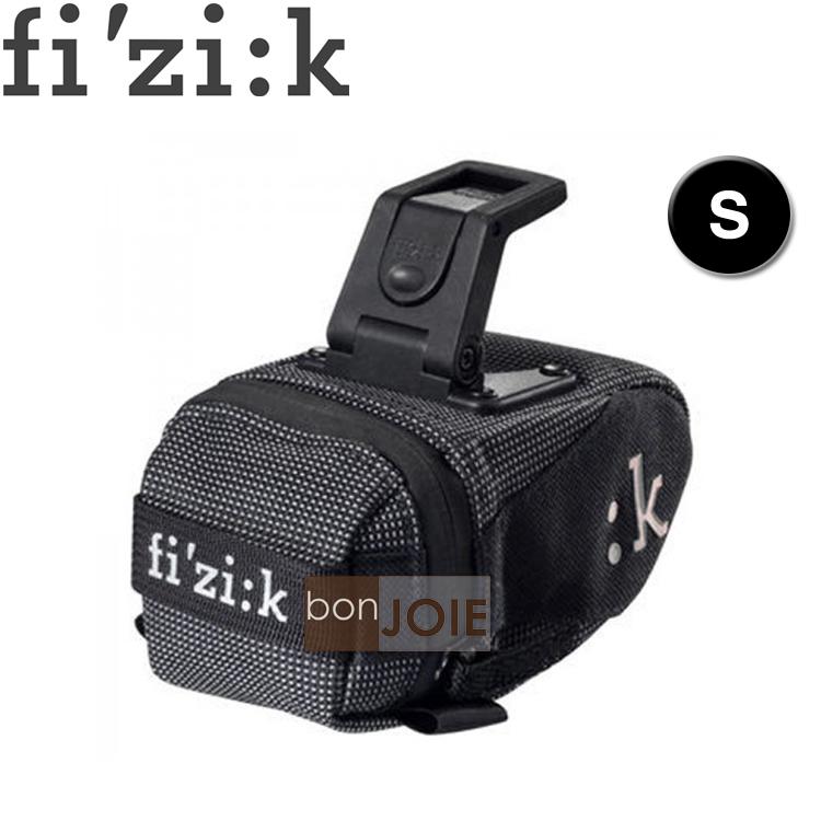 ::bonJOIE:: Fizik PA:K ICS (S號)(全長約12公分) 吊掛式座墊包 坐墊包 座墊袋 車尾包 fi'zi:k Saddle Bag with Clip