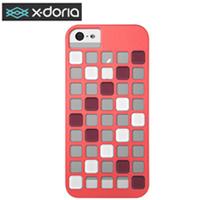 iPhone5S X-doria正品 Cubit遊戲方塊組合-桃紅 手機殼 Enya恩雅(郵寄免運)