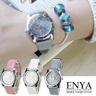 可愛氣質手錶 Enya恩雅