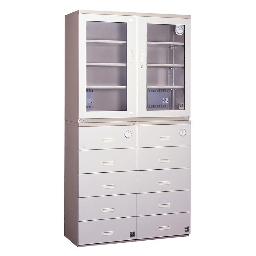 【免運】收藏家 MD-2000 組合式防潮箱/抽屜式防潮箱《940公升》