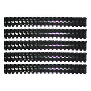 【OKIN】A4 8mm 裝訂膠環-100支/盒