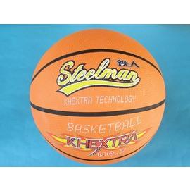 籃球.鐵人牌7號籃球.標準7號籃球(桔色)/一個入{促200}