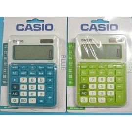 CASIO計算機MS-20NC數繽紛時尚新12位桌上型計算機/一個入{促499}