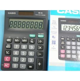 CASIO計算機MS-8S桌上型大字幕顯 8位數/一台{399}