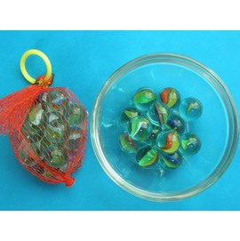 玻璃珠/三花珠16mm(小)/一袋入{定10}