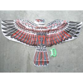 老鷹風箏 老鷹造型風箏 立體摺疊式風箏(竹架.布面)/一隻入{定80}~5032~