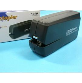 KW電動訂書機 5390 10號針電動釘書機(附電池)MIT製/一台入{定860}
