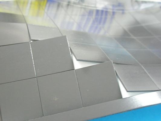 成功牌背膠軟磁片21317磁鐵片 切割成2cm x 3cm 30小片入/一小包入{定30}