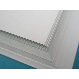 8開表皮紙 厚紙板 表面紙 封面紙 白銅紙400磅(雙面白)/{定6}一包/ 50張入