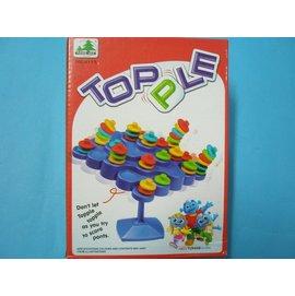 智能平衡遊戲 NO.8111 智力平衡遊戲 驚險益智托普塔(塑料)/一個入{定70}~CF107242