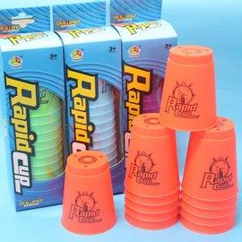 速疊杯 泛新競技疊杯比賽用智力疊杯樂 飛疊杯 史塔克/一盒12杯入{促150}